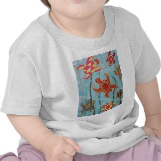 Turtles Galore Tee Shirts