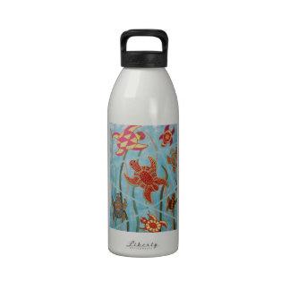 Turtles Galore Reusable Water Bottles