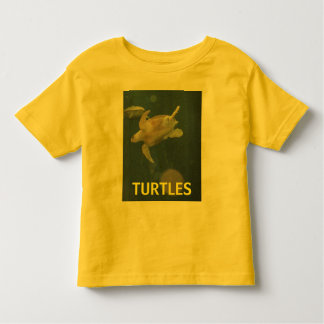 TURTLES - kids shirt