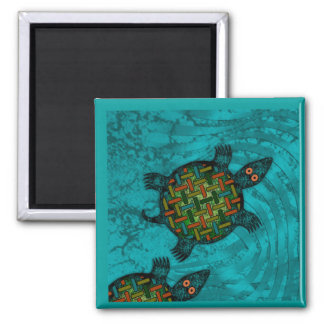 Turtles Magnet