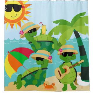 Turtles Summer Beach Party Cute Kids