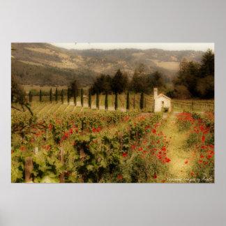 Tuscan Dream Print