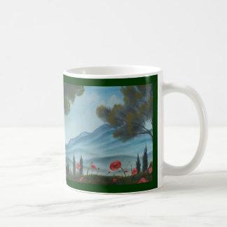 Tuscan Hills Two Sided Mug