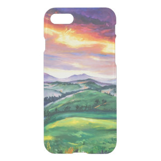 Tuscan landscape iPhone 7 case