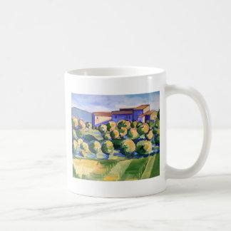 Tuscan Landscape Mug