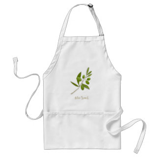 Tuscan Olive Branch Apron