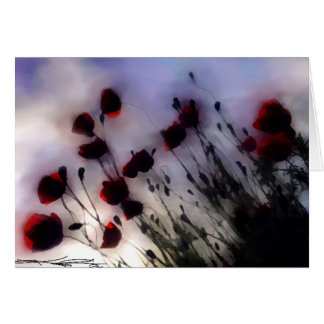 tuscan-poppies card