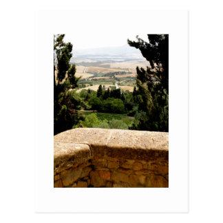 Tuscany 9 postcard