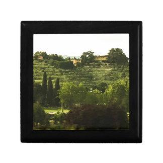 Tuscany Beauty Photo Print Gift Box