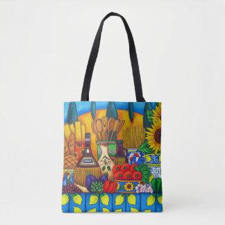 Tuscany Delights Bag By Lisa Lorenz