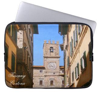 Tuscany. Italy. Cortona. Laptop Sleeve