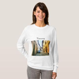 Tuscany. Italy. Cortona. T-Shirt