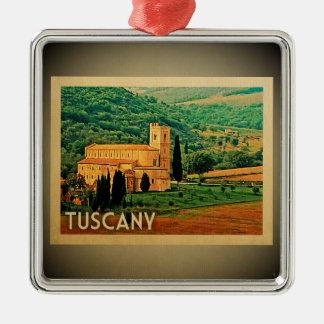 Tuscany Italy Ornament Vintage Travel
