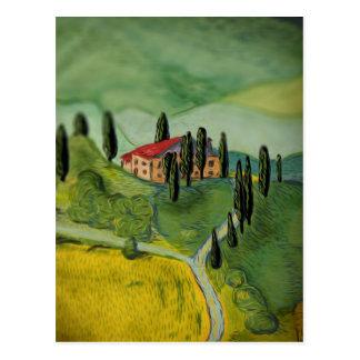 Tuscany, Italy Postcard
