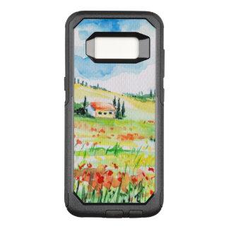 Tuscany OtterBox Commuter Samsung Galaxy S8 Case