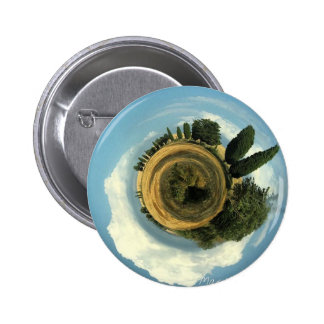 Tuscany Roll Your World 2 Inch Round Button