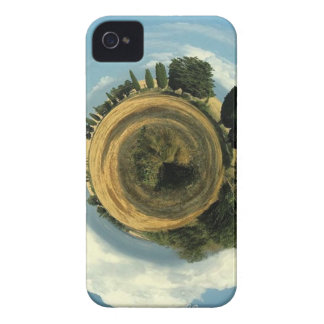Tuscany Roll Your World Case-Mate iPhone 4 Case