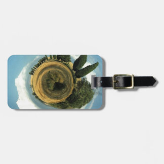 Tuscany Roll Your World Luggage Tag