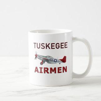 Tuskegee Airmen Mustang Coffee Mug