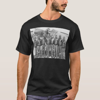 Tuskegee Airmen, Red Tails Group T-Shirt