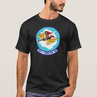 Tuskegee Airmen, Tuskegee Red Tails 301-fighter-sq T-Shirt