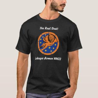 Tuskegee Airmen WWII Logo T-Shirt