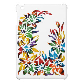 Tutaj fruit case with online of lily flowers iPad mini cover