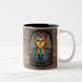 TUTANKHAMEN Ancient Egyptian Pharaoh Mug