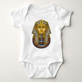 Tutankhamun Egyptian Mask Baby Bodysuit