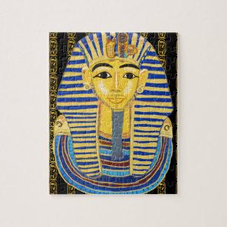 Tutankhamun Golden Mask Jigsaw Puzzle