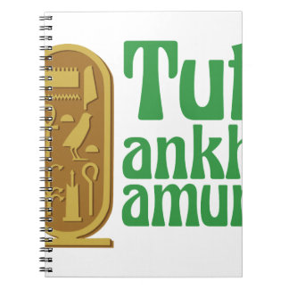 Tutankhamun Notebook