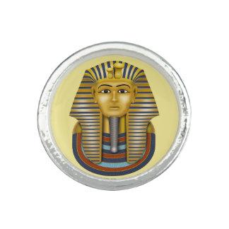 Tutankhamun Round Ring