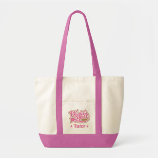 Tutor Gift Canvas Bags