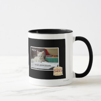 Tutor Kitty Mug