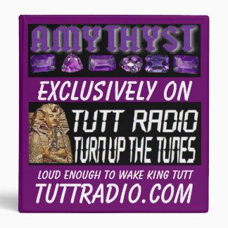 Tutt Radio Amythyst's Binder