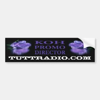 Tutt Radio Koh's Bumper Sticker