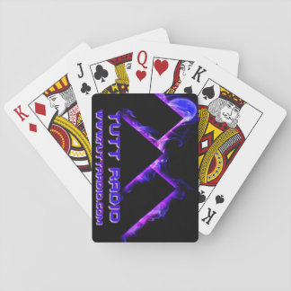Tutt Radio Playing Cards