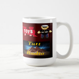 Tutt Radio/Toys For Tots Mug