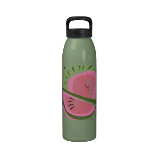 Tutti Frutti Collec. WaterMelon Bottle Reusable Water Bottle