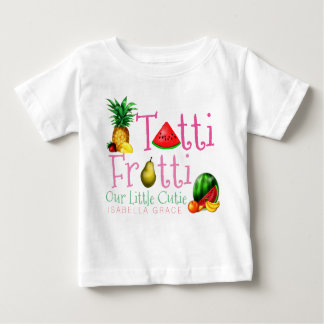Tutti Frutti Girls Baby T-Shirt