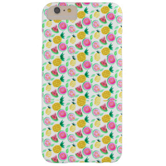 Tutti Frutti Summer Exotic Fruits Phone Case