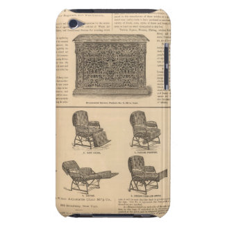 Tuttle and Bailey Manufacturing Company iPod Case-Mate Cases