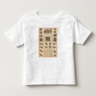 Tuttle and Bailey Manufacturing Company Toddler T-shirt