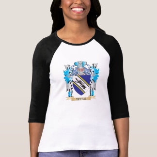 Tuttle Coat of Arms - Family Crest Tshirts