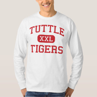 Tuttle - Tigers - High School - Tuttle Oklahoma T Shirts