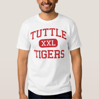 Tuttle - Tigers - High School - Tuttle Oklahoma Tee Shirt