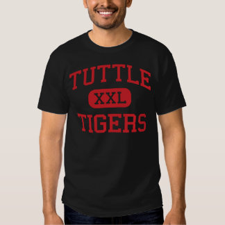 Tuttle - Tigers - Middle School - Tuttle Oklahoma Shirt