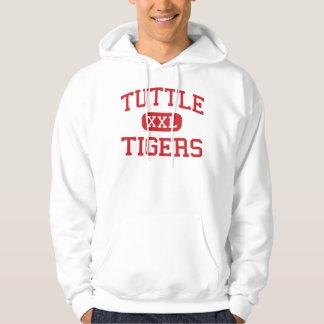 Tuttle - Tigers - Middle School - Tuttle Oklahoma Sweatshirts