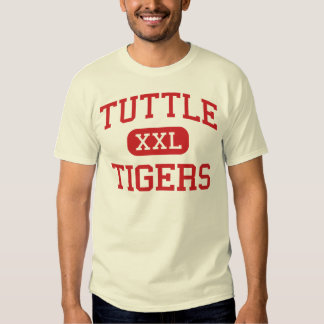 Tuttle - Tigers - Middle School - Tuttle Oklahoma T-shirt