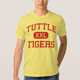 Tuttle - Tigers - Middle School - Tuttle Oklahoma T-shirts
